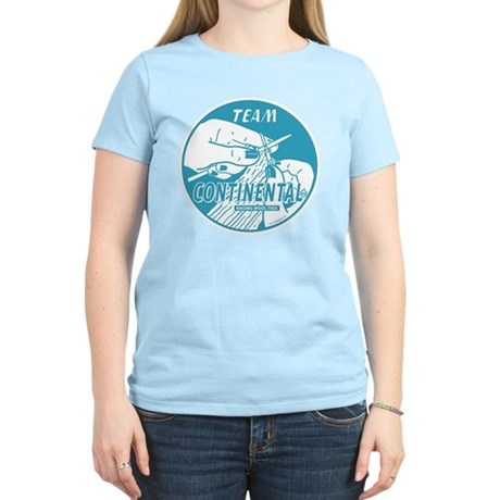 Team Continental Women's Light T-Shirt