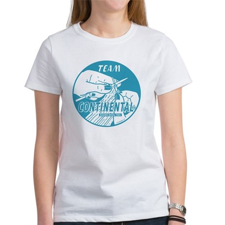 Team Continental Women's T-Shirt