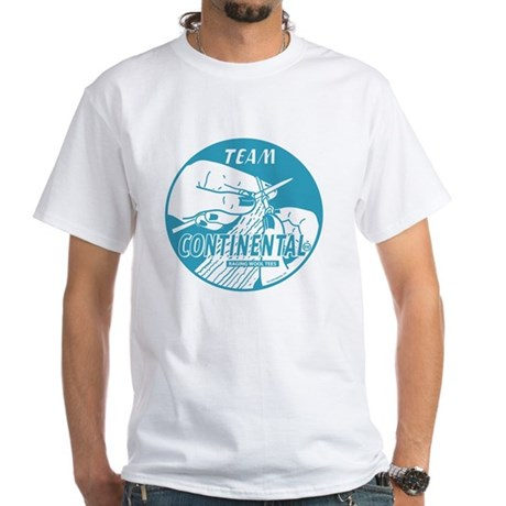 Team Continental White T-Shirt
