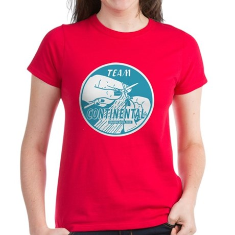 Team Continental Women's Dark T-Shirt