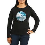 Team Continental Women's Long Sleeve Dark T-Shirt