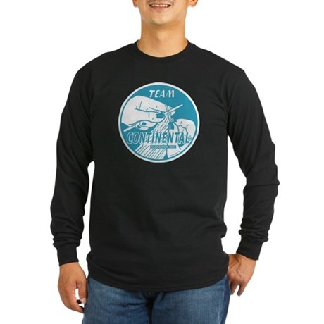 Team Continental Long Sleeve Dark T-Shirt