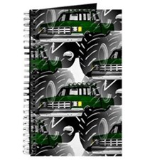 GREEN MONSTER TRUCKS Journal