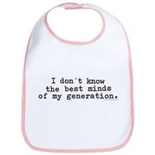 Cool My generation Bib