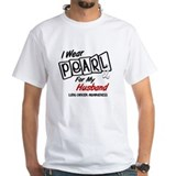 I Wear Pearl For My Husband 8 Shirt