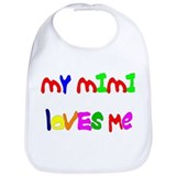 My Mimi Loves Me! (Croobie) Bib