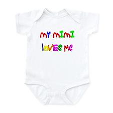 My Mimi Loves Me! (Croobie) Infant Bodysuit