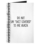 Shit Covered Journal