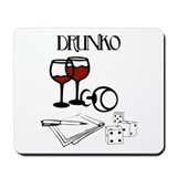 Drunko Mousepad