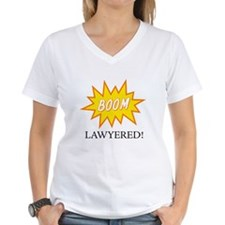 Boom Lawyered! Shirt