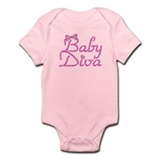 Baby Diva Infant Bodysuit