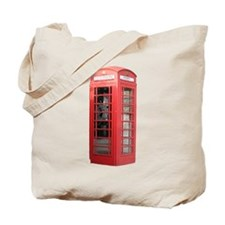 Phonebooth Tote Bag