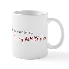 Angry Place Mug