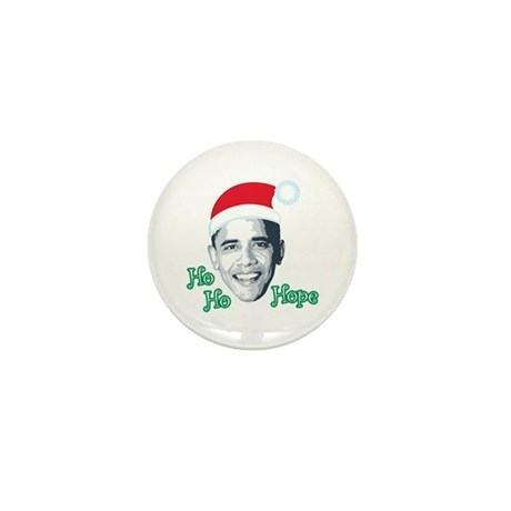 Ho Ho Hope Mini Button