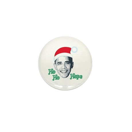 Ho Ho Hope Mini Button (10 pack)