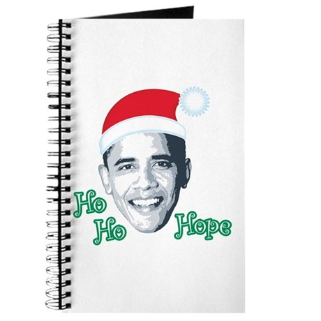 Ho Ho Hope Journal