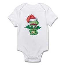 Christmas Devil Infant Bodysuit