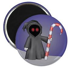 Christmas Grim Reaper Magnet
