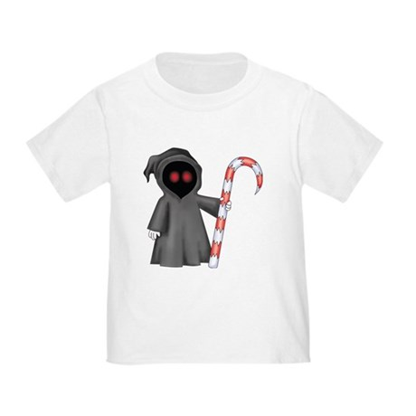 Christmas Grim Reaper Toddler T-Shirt