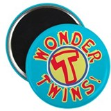 Wondertwins Magnet