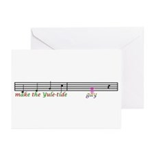 make the yuletide Gay Greeting Cards (Pk of 20)