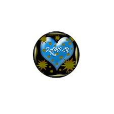 Angela Mini Button