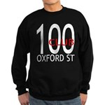 The 100 Club Oxford ST Sweatshirt (dark)