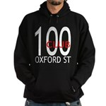 The 100 Club Oxford ST Hoodie (dark)