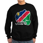 Namibia Fist 1990 Sweatshirt (dark)