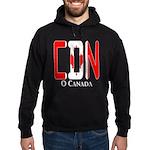 CDN Canada Hoodie (dark)