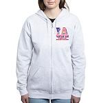 Iowa Women's Zip Hoodie