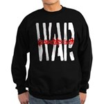 WAR Sweatshirt (dark)