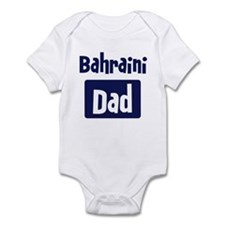 Bahraini Dad Infant Bodysuit