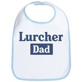 Lurcher dad Bib