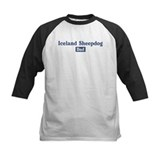 Iceland Sheepdog dad Tee