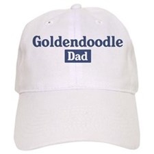 Goldendoodle dad Baseball Cap