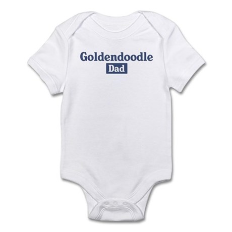 Goldendoodle dad Infant Bodysuit