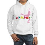 Ice Skating is Axelent Jumper Hoody