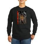 Jah Love Conscious Rastafarian Art Long Sleeve Dar