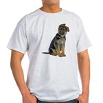 German Shepherd Puppy Light T-Shirt