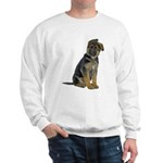 German Shepherd Puppy Sweatshirt