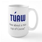 Large Cocoa Mug
