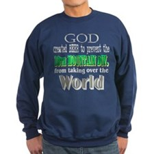10th Mountain, Beer & God Sweatshirt
