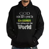 God, Beer & the 82nd Airborne  Hoodie