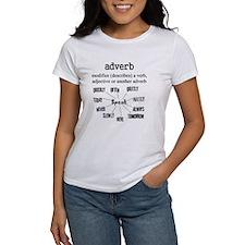 Adverb Tee
