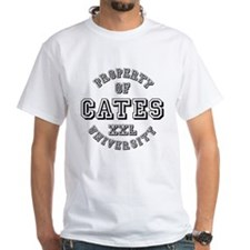 Property of Cates University Shirt