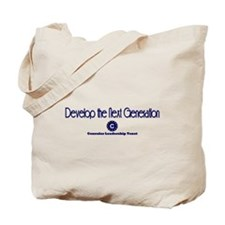 DP-Develop the Next Generation Tote Bag