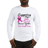 Breast Cancer Support BF Long Sleeve T-Shirt