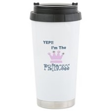 I'm the Princess Ceramic Travel Mug