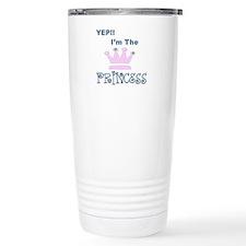 I'm the Princess Travel Mug